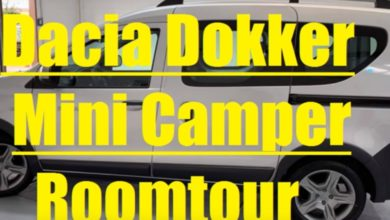 Photo of Dacia Dokker als Minicamper – Roomtour und Review