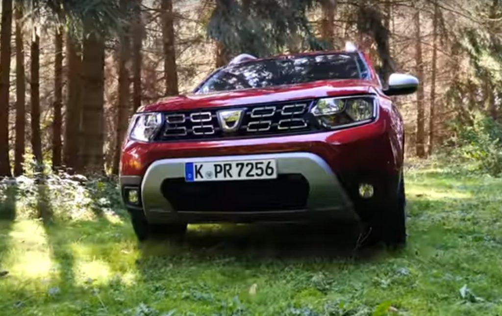 Der neue Dacia Duster TCe 150