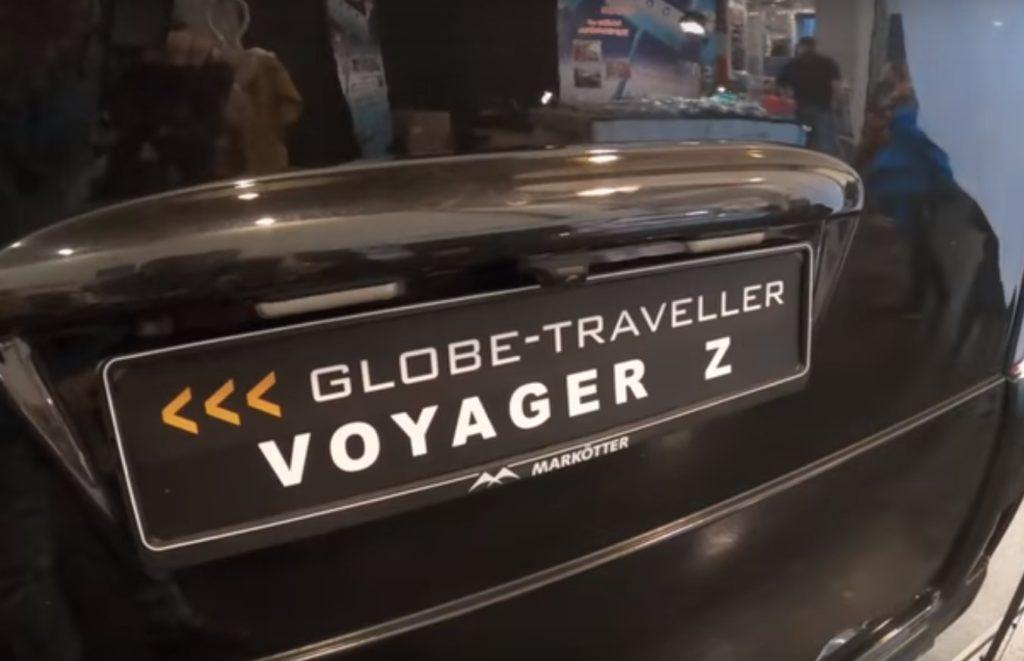 Globe-Traveller Voyager Z