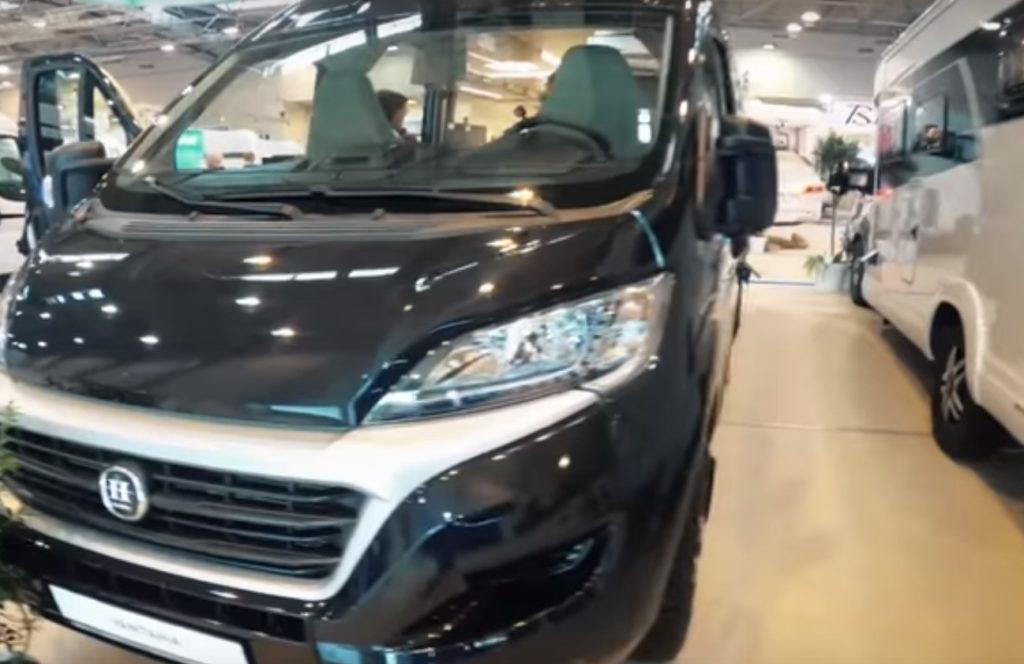 Kastenwagen Hobby Vantana 65