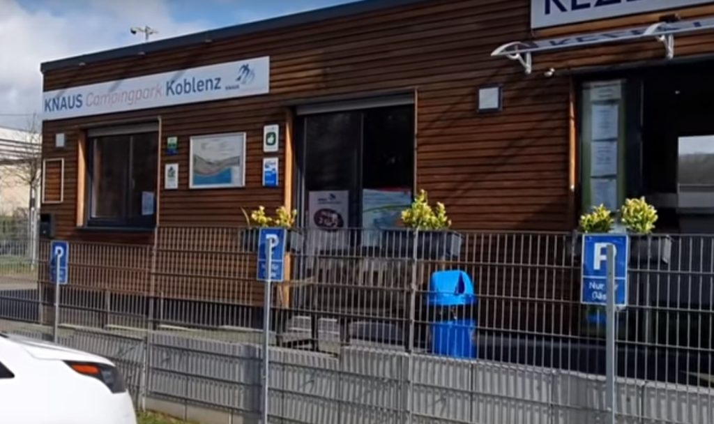 Campingplatz Koblenz - Knaus Camp an Rhein und Mosel