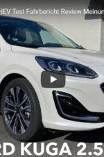 : Ford Kuga 2.5 PHEV 2020