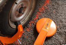 Wohnmobil & Wohnwagen Diebstahlschutz: Vorstellung und Test Nemesis Radkralle