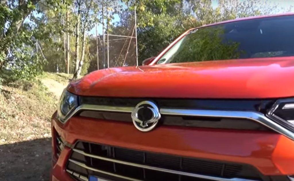 Kompakt-SUV SsangYong Korando