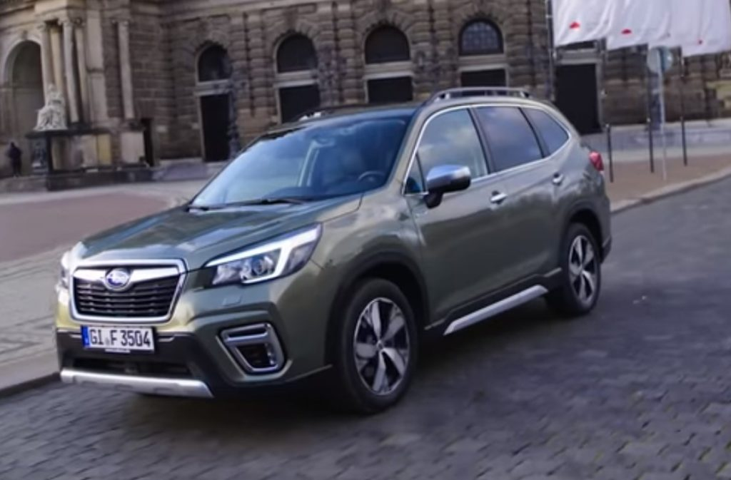 Subaru Forester E- Boxer