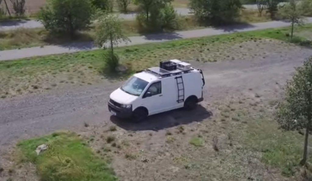 Vom VW T5 Kastenwagen zum Premium Camper
