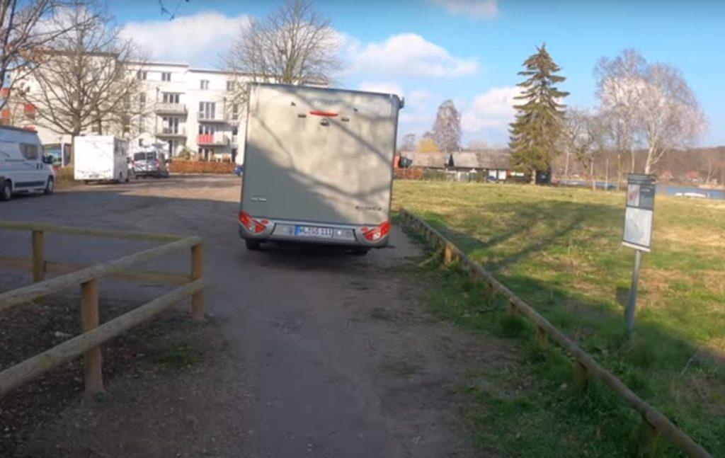 Wohnmobil Stellplatz in Ratzeburg mit Seeblick für nur 8€