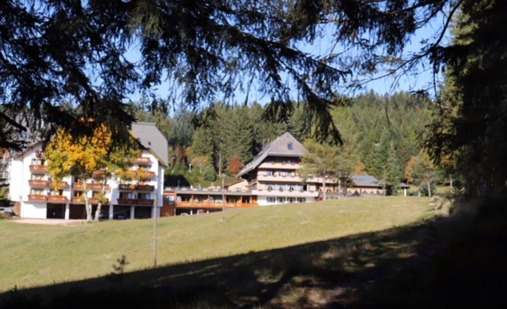 """Wellness Hotel"""" Schöne Aussicht"""" bei Hornberg im Schwarzwald"""