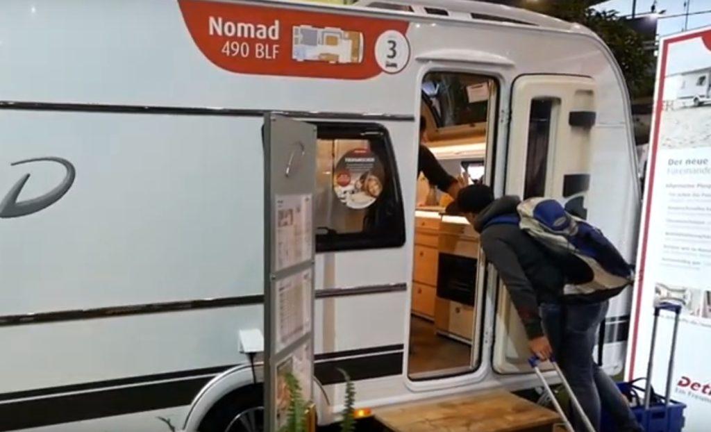 Dethleffs Nomad 2020