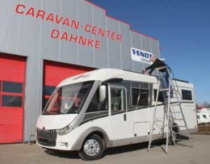 Caravan Center Dahnke - Stralsund
