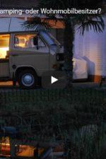 Wohnmobil Urlaub geplant, durch Corona storniert