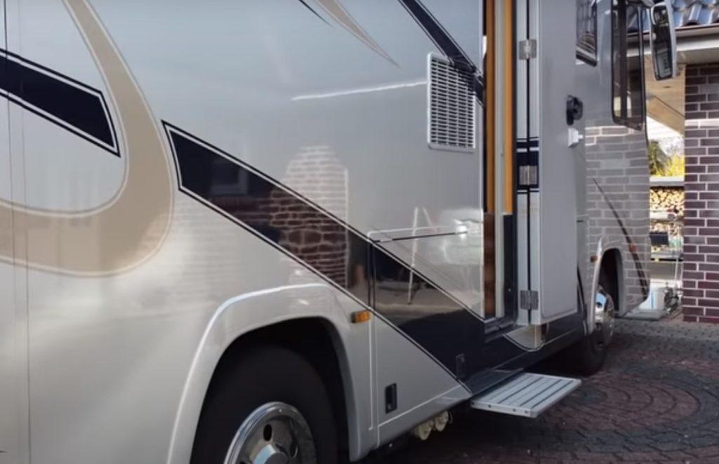 Wohnmobil Pflege: Erste Erfahrungen nach der Versiegelung!