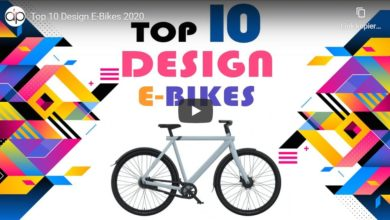 Photo of Die Top 10 Design E-Bikes für die 2020 Saison