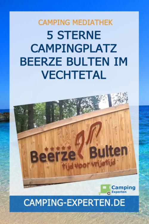 5 Sterne Campingplatz Beerze Bulten im Vechtetal