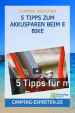 5 Tipps zum Akkusparen beim E Bike