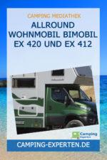 Allround Wohnmobil Bimobil EX 420 und EX 412