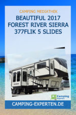 Beautiful 2017 Forest River Sierra 377FLIK 5 Slides