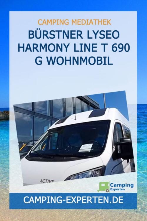 Bürstner Lyseo Harmony Line T 690 G Wohnmobil