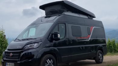 Photo of Bürstner Campeo C 600 – Kastenwagen auf Fiat Ducato Basis – Fahrbericht & Review