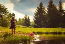Bild von Die besten Campingplätze für Angler