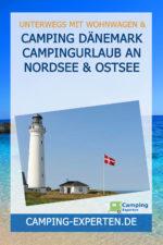 Camping Dänemark Campingurlaub an Nordsee & Ostsee