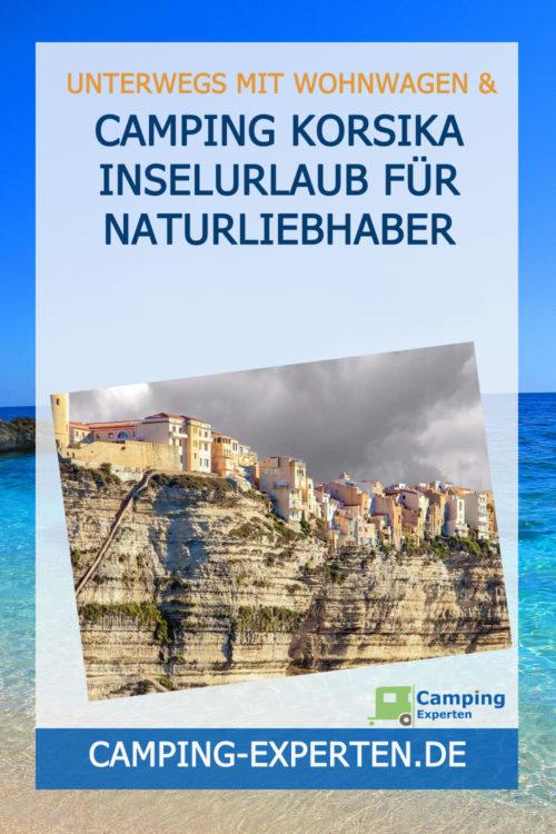 Camping Korsika Inselurlaub für Naturliebhaber