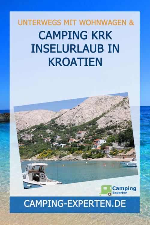 Camping Krk Inselurlaub in Kroatien