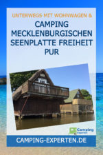 Camping Mecklenburgischen Seenplatte Freiheit pur