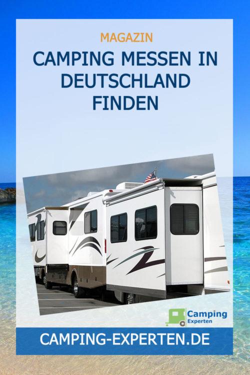 Camping Messen in Deutschland finden