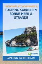 Camping Sardinien Sonne Meer & Strände