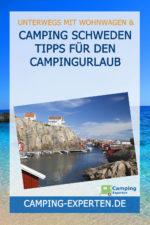 Camping Schweden Tipps für den Campingurlaub