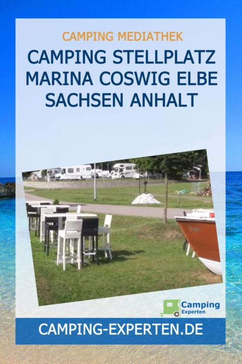 Camping Stellplatz Marina Coswig Elbe Sachsen Anhalt