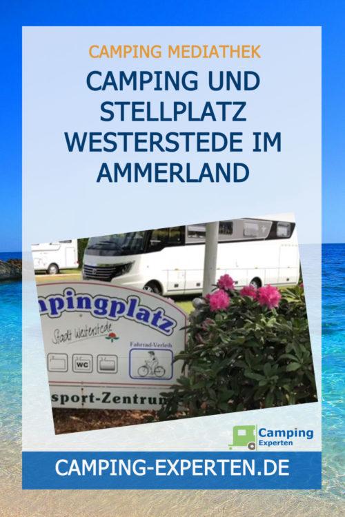 Camping und Stellplatz Westerstede im Ammerland