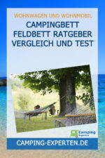 Campingbett Feldbett Ratgeber Vergleich und Test