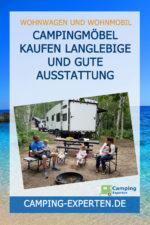 Campingmöbel kaufen langlebige und gute Ausstattung