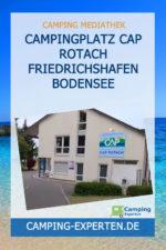Campingplatz CAP Rotach Friedrichshafen Bodensee