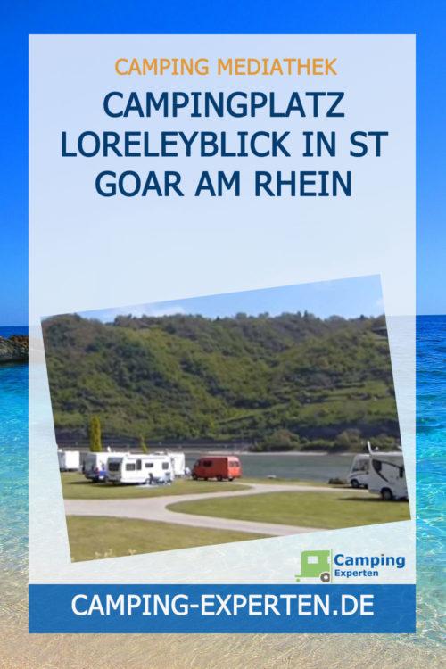 Campingplatz Loreleyblick in St Goar am Rhein