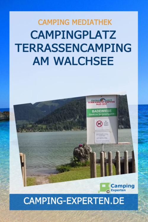 Campingplatz Terrassencamping am Walchsee
