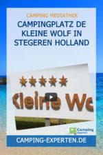 Campingplatz de Kleine Wolf in Stegeren Holland