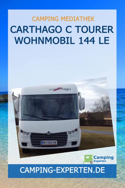 Carthago C Tourer Wohnmobil 144 LE