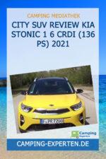 City SUV Review Kia Stonic 1 6 CRDI (136 PS) 2021