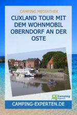 Cuxland Tour mit dem Wohnmobil Oberndorf an der Oste