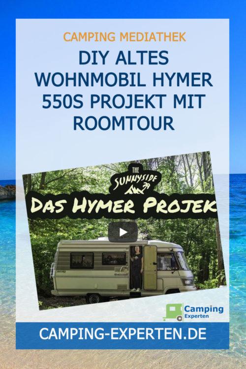 DIY Altes Wohnmobil Hymer 550S Projekt mit Roomtour