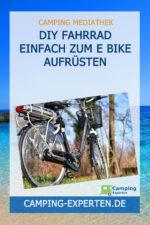 DIY Fahrrad einfach zum E Bike aufrüsten