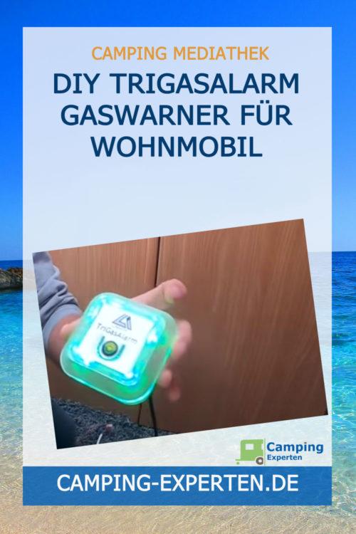 DIY TriGasAlarm Gaswarner für Wohnmobil