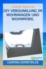 DIY Verdunklung im Wohnwagen und Wohnmobil