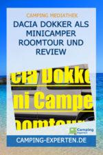 Dacia Dokker als Minicamper Roomtour und Review