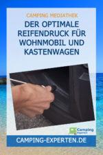 Der optimale Reifendruck für Wohnmobil und Kastenwagen