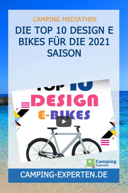 Die Top 10 Design E Bikes für die 2021 Saison