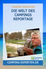 Die Welt des Campings Reportage